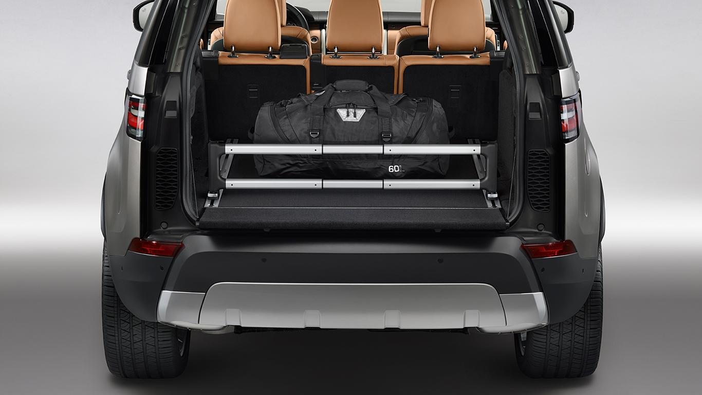 Система удерживания грузов для Land Rover Discovery Sport 2015 -