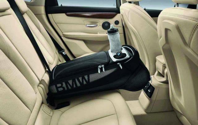 Задний карман для хранения Schwarz для BMW 1 Series F20/F21