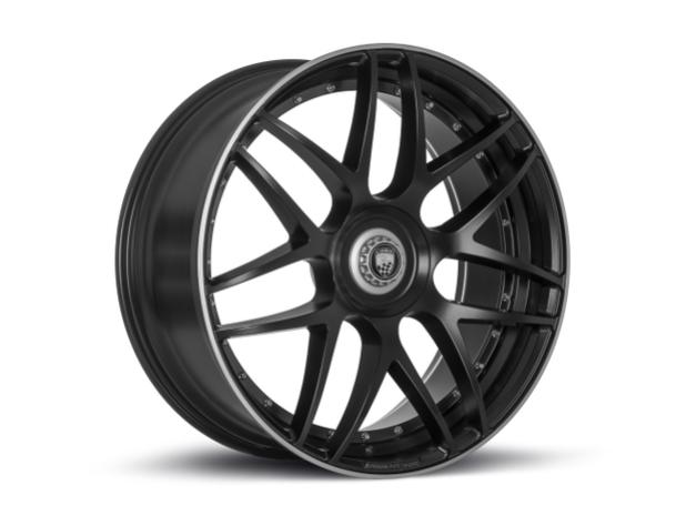 Колесный диск (комплект) R24 LUMMA для Audi Q8 S