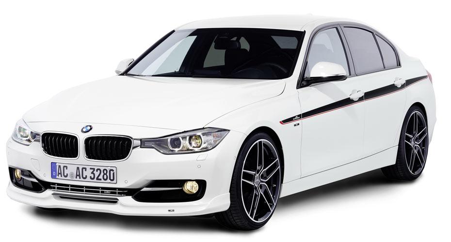 Обвес M-Спорт для BMW 3 Series F30/31