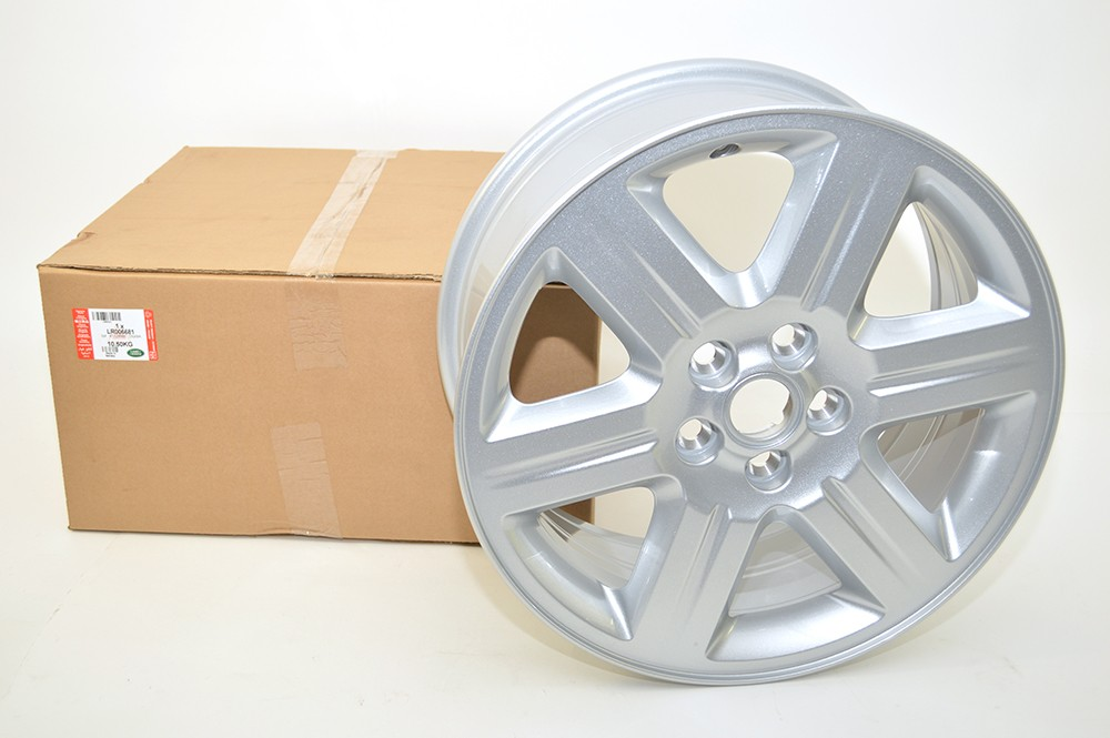 Колесный диск R17 Silver Sparkle для Land Rover Freelander