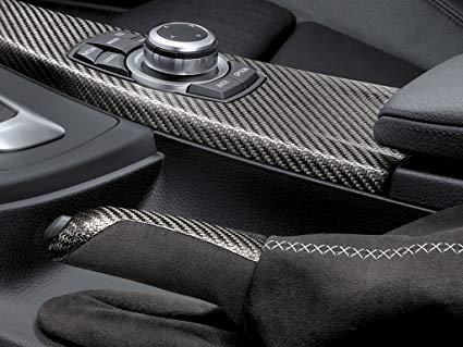 Рукоятка ручника с чехлом M Performance (кожа / алькантара) для BMW 1 Series F20/F21