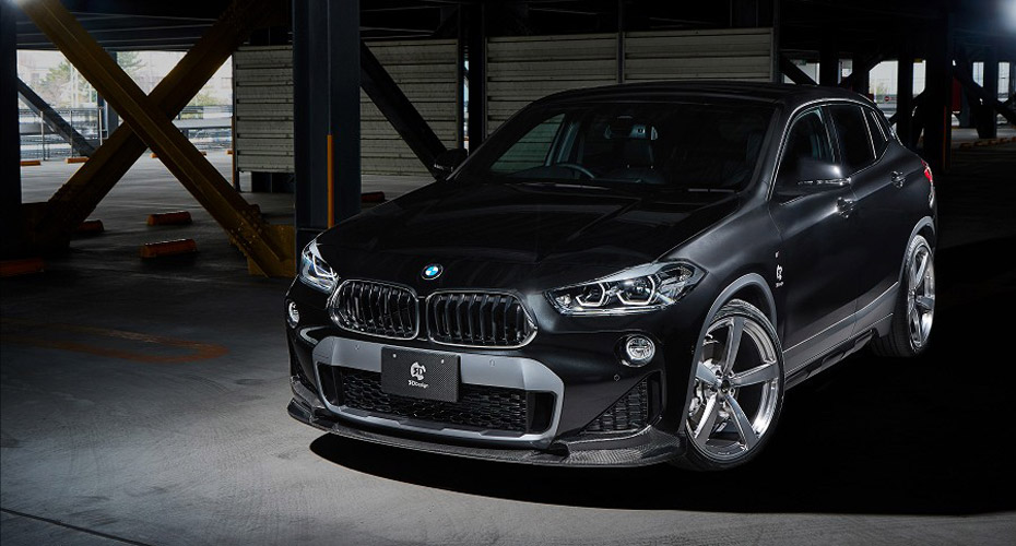 Тюнинг 3D Design для BMW X2 F39