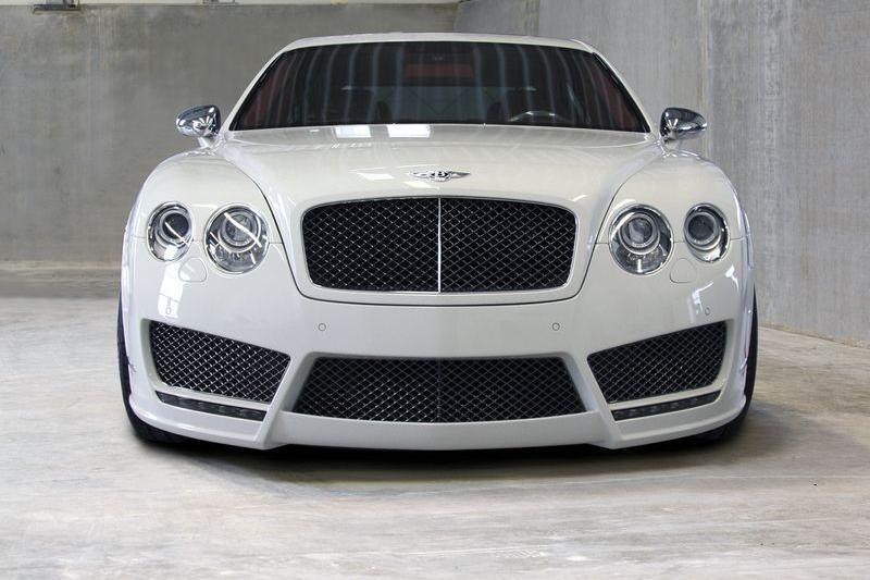 Тюнинг Mansory Sport для Bentley Continental Flying Spur