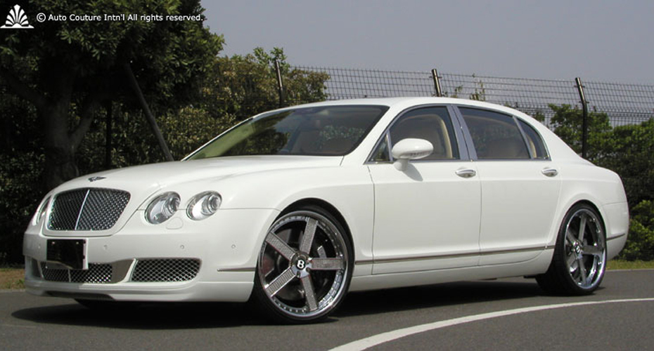 Тюнинг Auto Couture Prevail Line для Bentley Continental Flying Spur