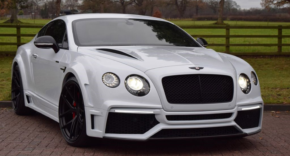 Тюнинг Onyx для Bentley Continental GT II