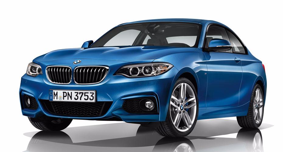 Обвес M-Спорт для BMW 2 Series F22