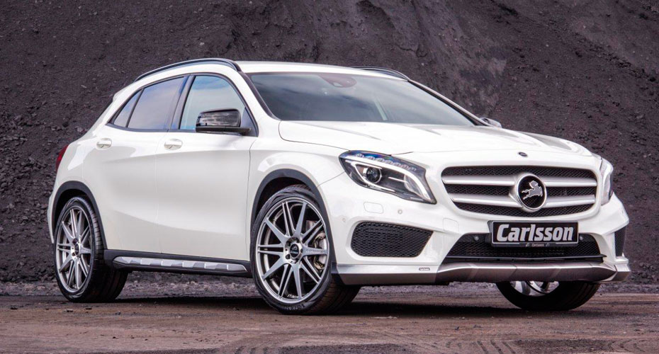 Обвес Carlsson AMG для Mercedes GLA-class X156