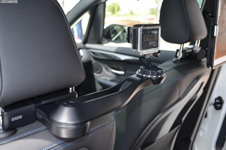 Экшен-камеры Track Fix M Performance для BMW 1 Series F20/F21