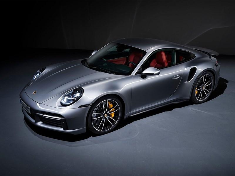 Действительно суровый спортивный автомобиль Porsche был представлен производителем