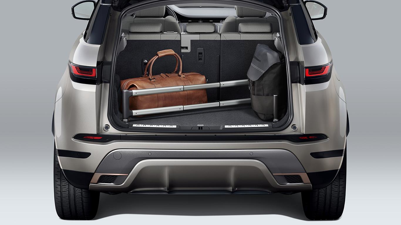 Система удерживания грузов для Range Rover Evoque