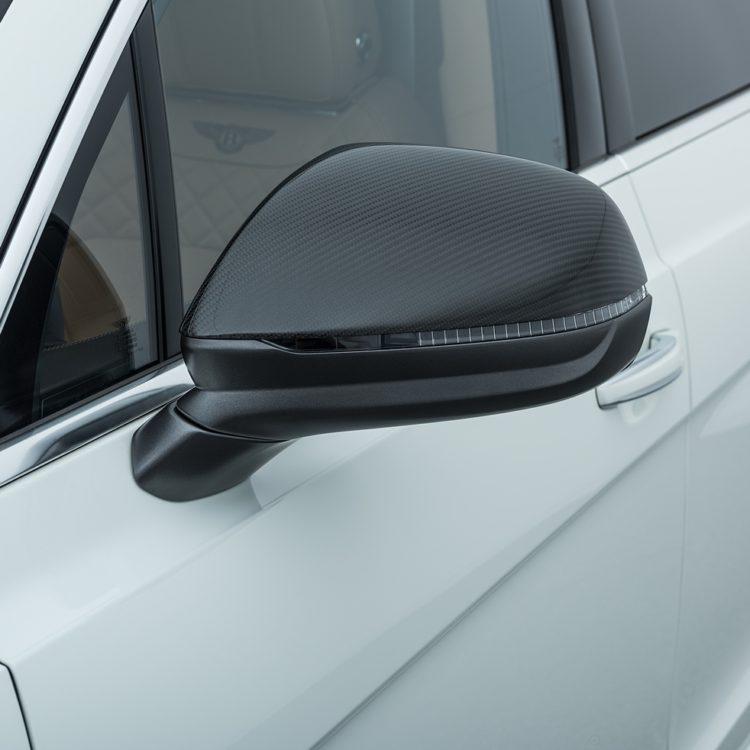 Карбоновые накладки на зеркала Startech для Bentley Bentayga 2016-