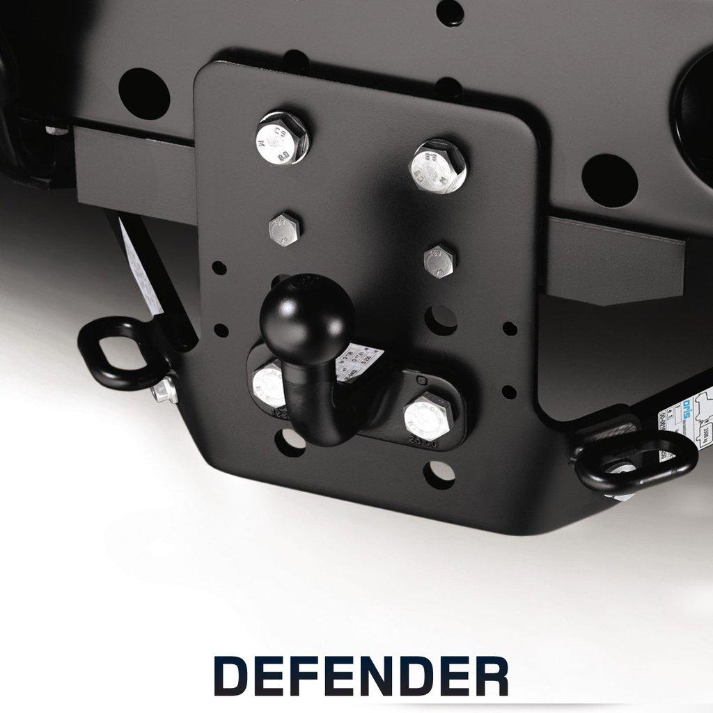 Регулируемое по высоте буксировочное приспособление для Land Rover Defender