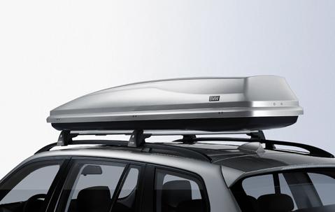 Верхний контейнер для багажа 320 LCI для BMW X6 F16