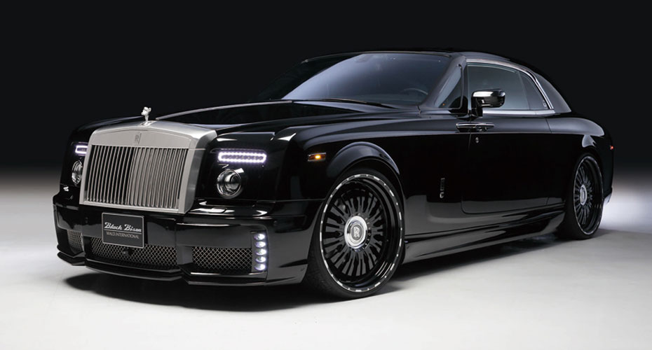 Обвес WALD Black Bison для Rolls-Royce Phantom Drophead Coupe
