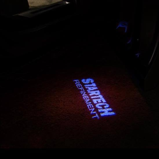 Иллюминация на двери Startech для Bentley Bentayga 2016-