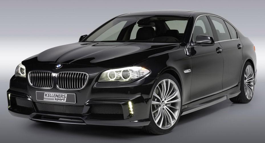 Аэродинамический обвес Kelleners для BMW 5-Series F10/F11