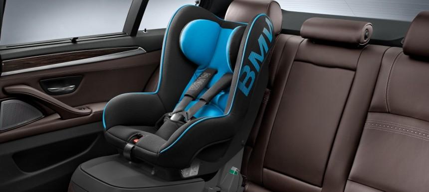 Детское сиденье Junior Seat 1 для BMW X6 F16