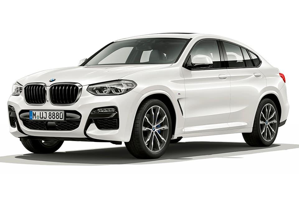 М-обвес для BMW X4 G02