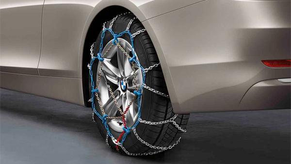 Цепь противоскольжения Comfort для BMW 1 Series F40