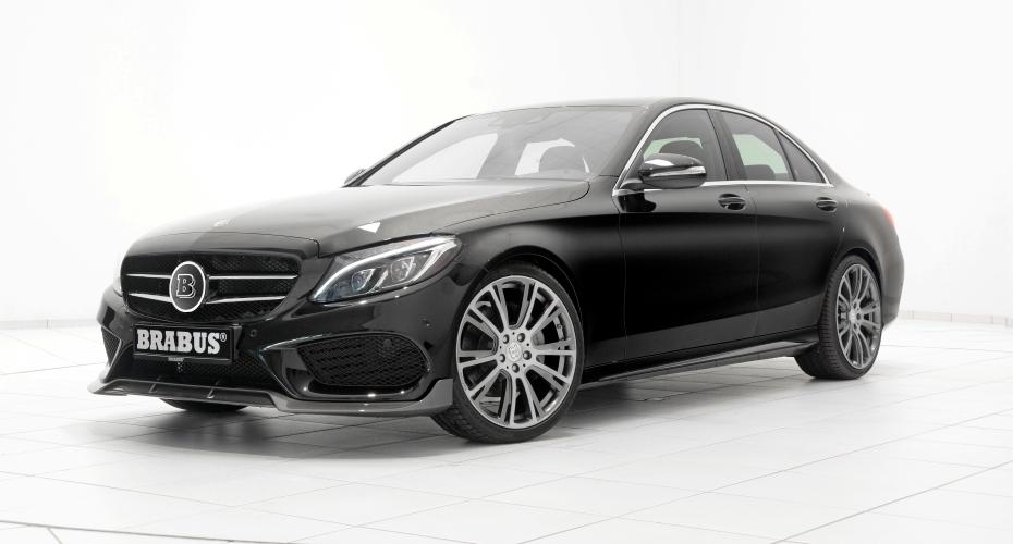 Обвес Brabus для Mercedes C-class W205