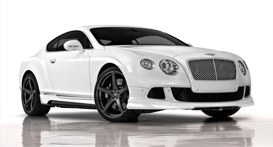 Тюнинг Vorsteiner для Bentley Continental GT II