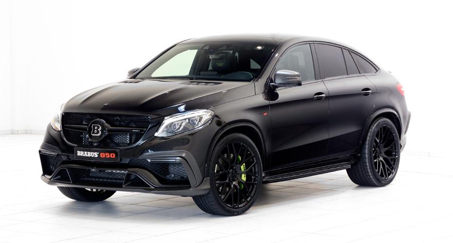BRABUS для Mercedes-Benz GLE-class C292