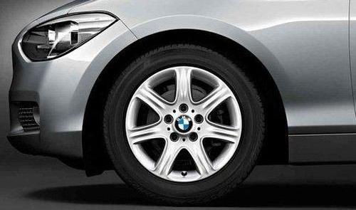 Легкосплавное дисковое колесо (звездообразные спицы) 377 для BMW 1 Series F20/F21