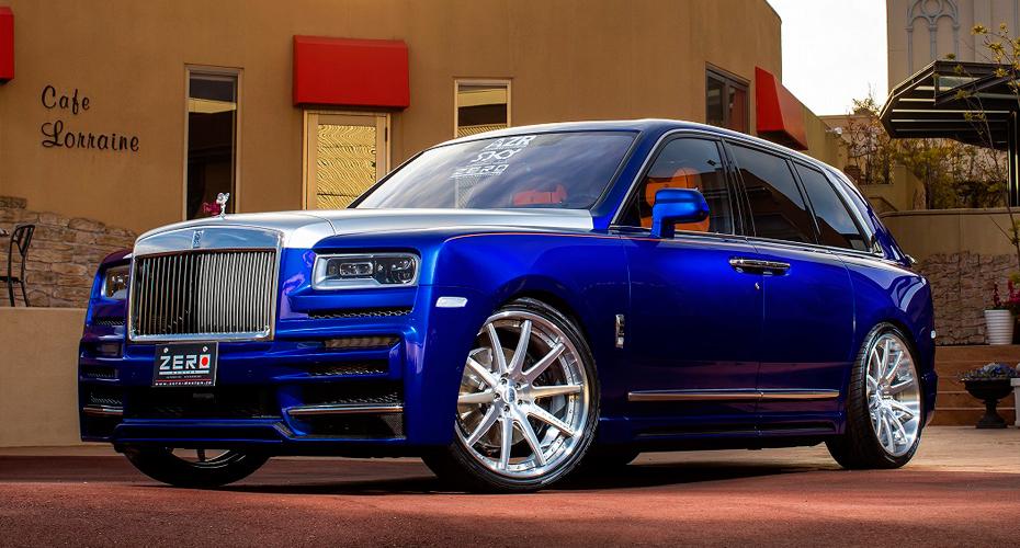 Тюнинг Zero Design для Rolls-Royce Cullinan