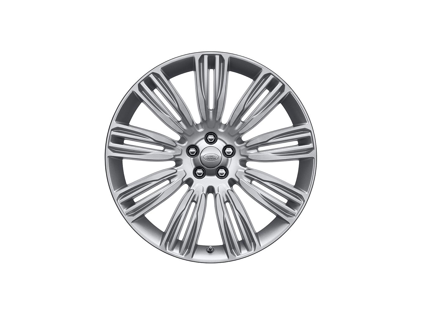 Колесный диск R22 Style 9007 Sparkle Silver для Range Rover Velar
