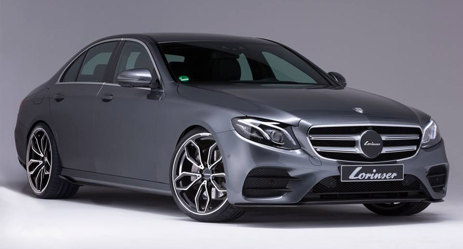 Обвес Lorinser для Mercedes E-class Coupe C238