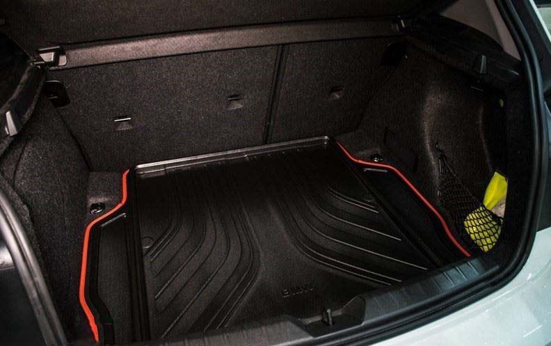 Фасонный коврик багажного отделения Sport для BMW 1 Series F20/F21