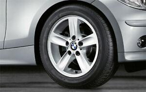 Легкосплавное дисковое колесо (звездообразные спицы) 140 для BMW 1 Series E81/E87