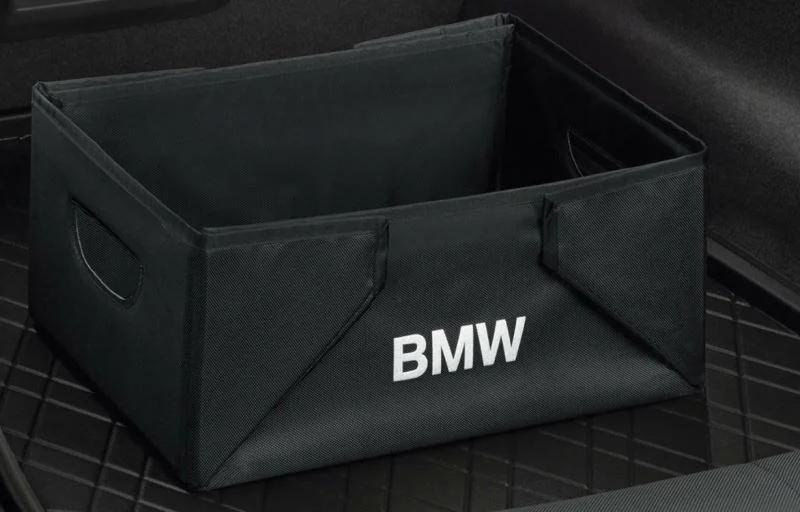Складной ящик для багажного отделения Schwarz для BMW 1 Series F40