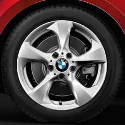 Легкосплавный колесный диск (обтекаемая форма) 370  для BMW 1 Series E81/E87