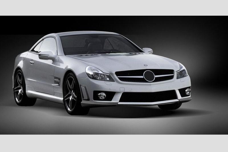 Аэродинамический обвес Mansory AMG SL63 / SL65 для Mercedes SL-class R230