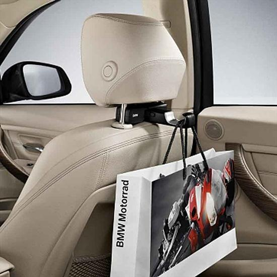 Универсальные крючки (черные) Travel & Comfort для BMW X6 F16