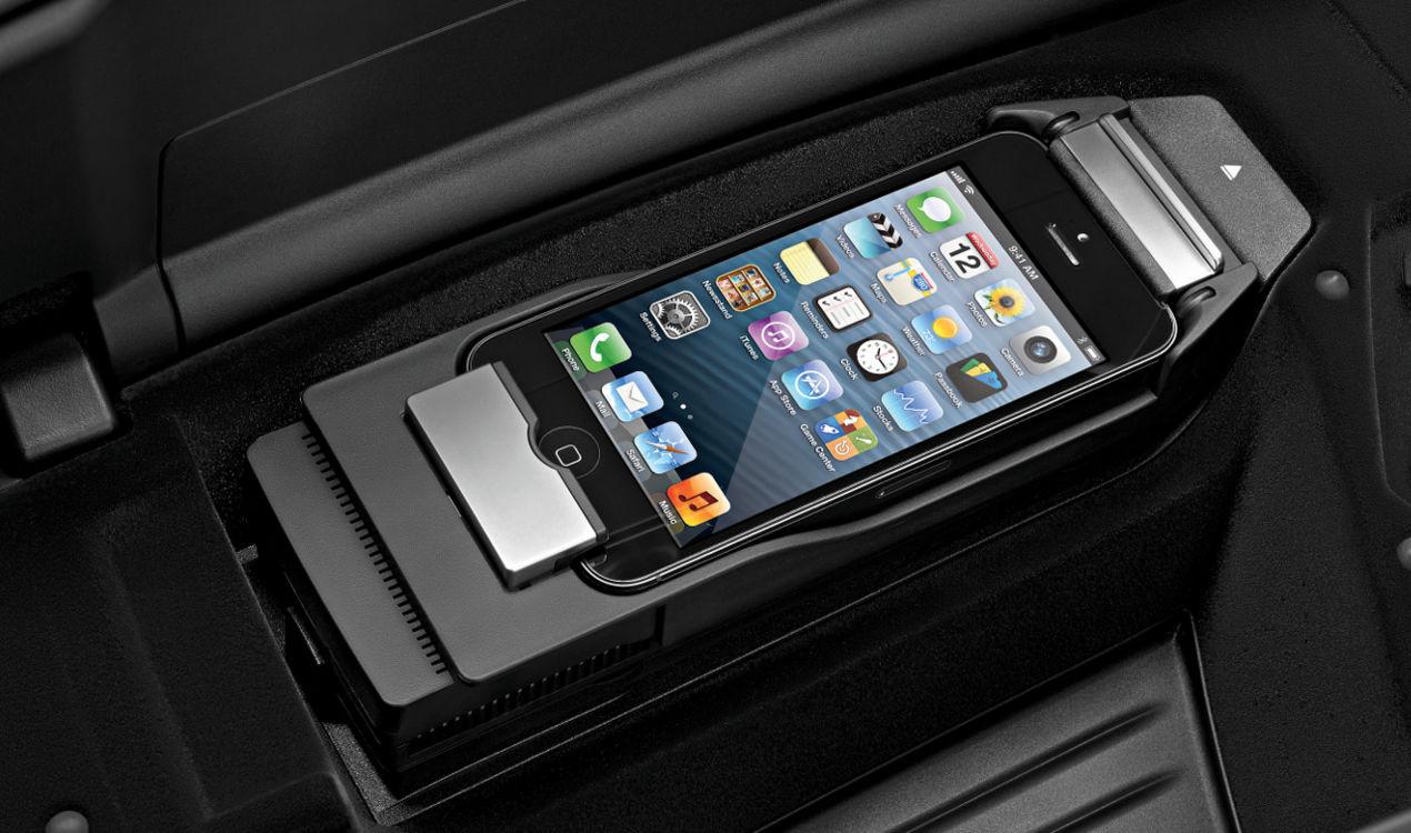 Адаптер Snap-In Basic для устройств Apple для BMW 1 Series E81/E87
