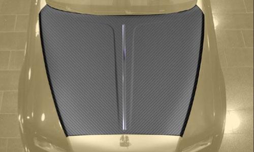 Капот (карбон) Mansory для Rolls-Royce Wraith