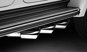 Выхлопная система Wald для Mercedes G W464
