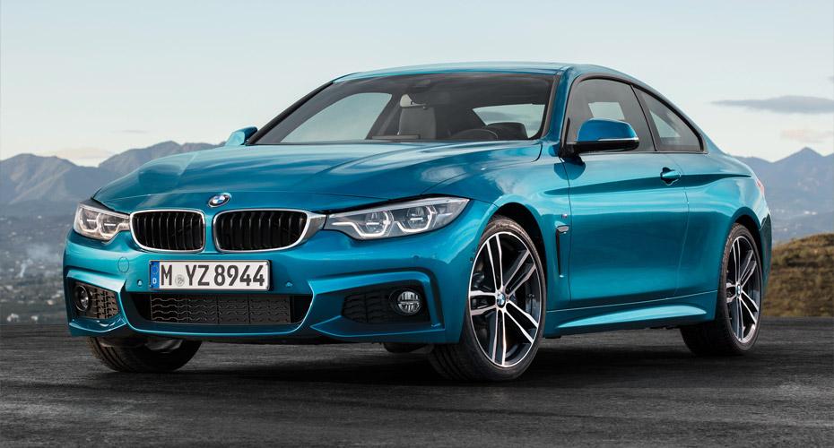 Тюнинг M-Sport для BMW 4-Series F32