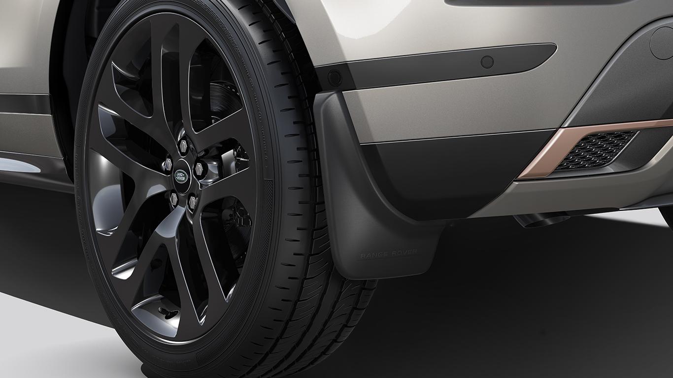 Задние брызговики для Range Rover Evoque