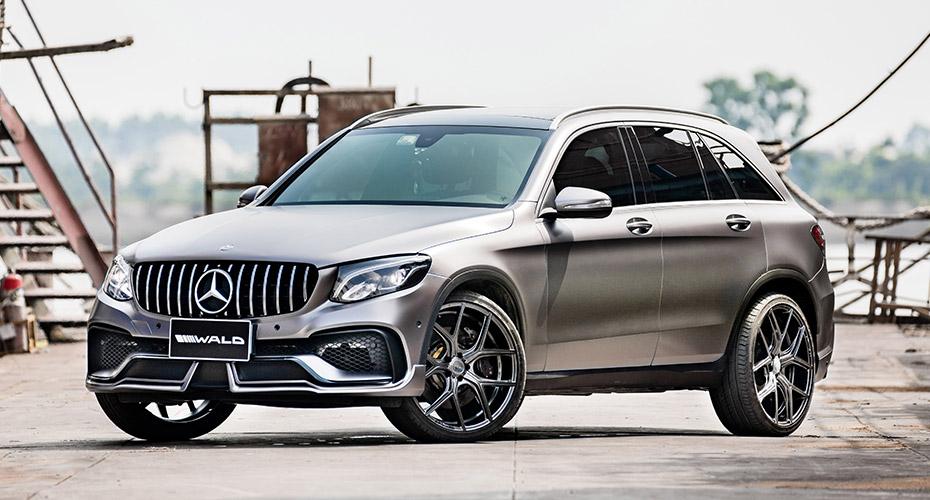 Обвес WALD для Mercedes GLС-class X253