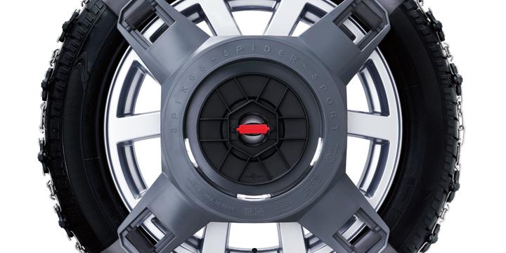 Колесные цепи противоскольжения для Range Rover Evoque
