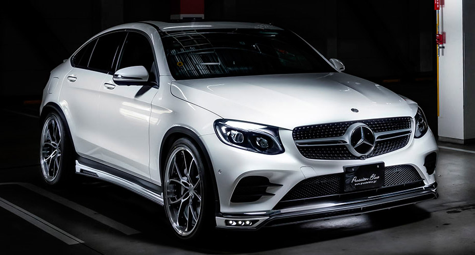Тюнинг MzSpeed для Mercedes GLС-class Coupe C253