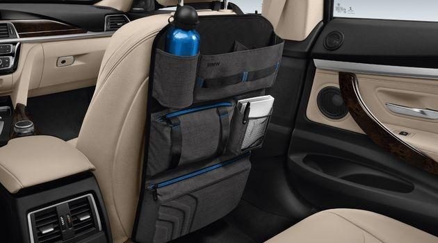 Карман на спинке сиденья для BMW X5 G05
