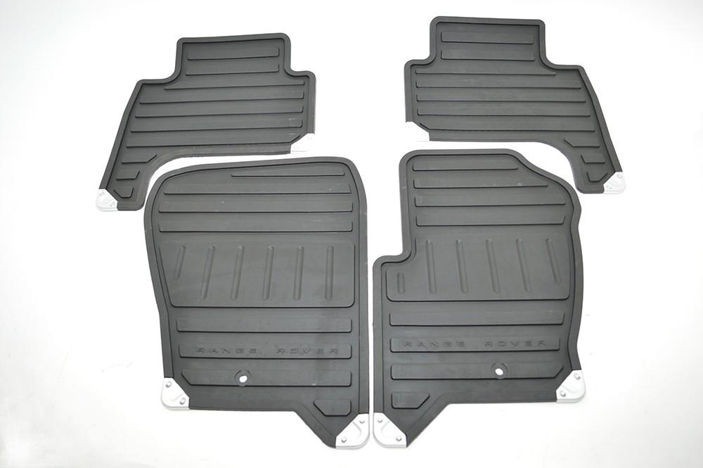 Резиновые ковры салона для Range Rover Sport 2010-2014