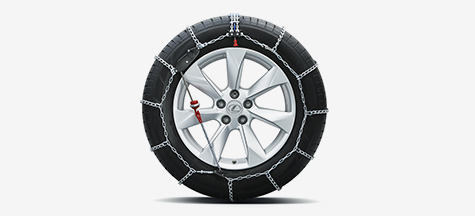 Цепи для колес Lexus LX 2015+
