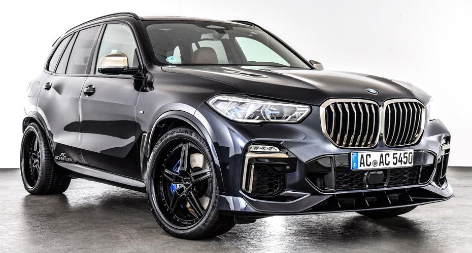 Тюнинг AC Schnitzer для BMW X5 G05