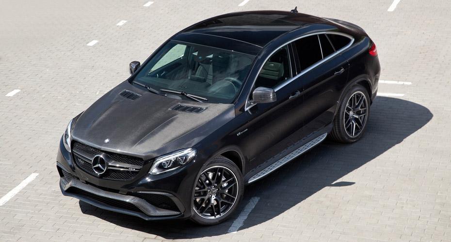 Карбон-пакет для Mercedes GLE-class Coupe C292